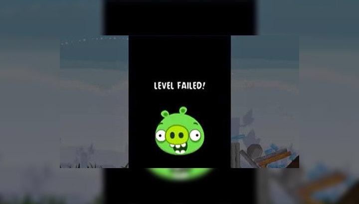 Angry Birds и смурфики работают на американскую разведку