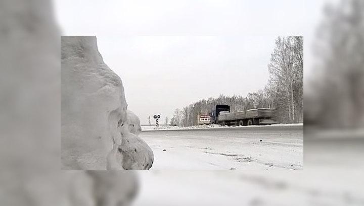 В Россию пришли аномальные морозы