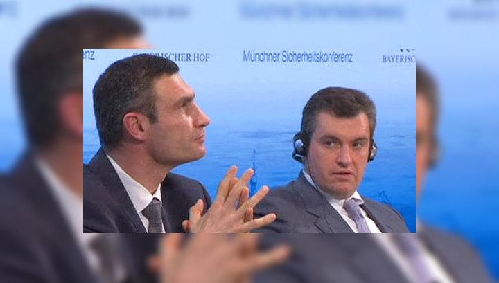 Главной темой конференции по безопасности в Мюнхене стала Украина
