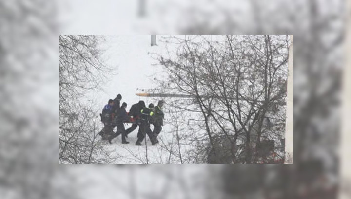 Очевидец о стрельбе в московской школе: раненых эвакуировали на вертолете