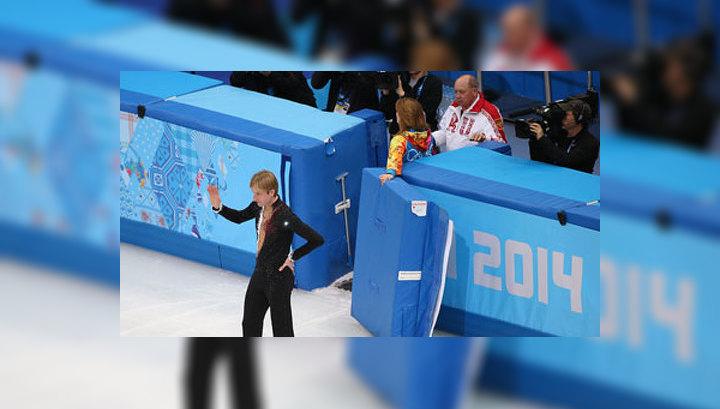 Евгений Плющенко объявил о завершении спортивной карьеры