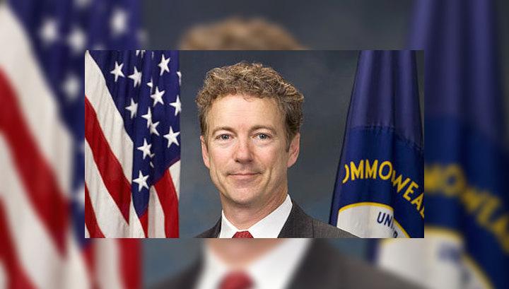 Сенатор Рэнд Пол: электронная слежка противоречит Конституции США