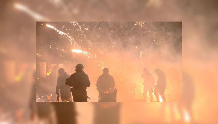 Киев, 20 февраля 2014 года. Хроники страшного дня
