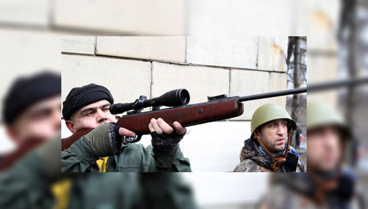 Махницкий: снайперы на Майдане были гражданами Украины