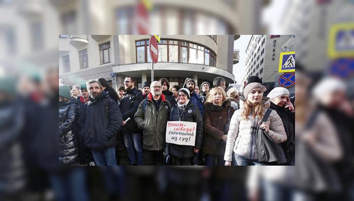 Участники беспорядков на Болотной признаны виновными