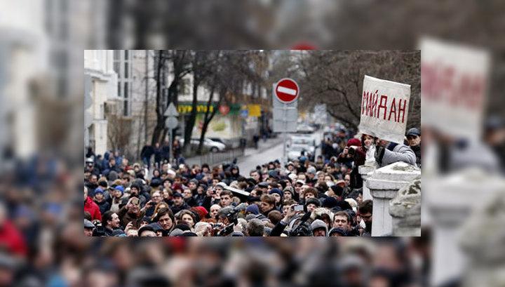 """Адвокаты фигурантов """"Болотного дела"""" обжаловали приговор"""