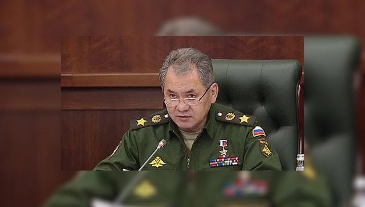 Шойгу: в Крыму российских войск нет