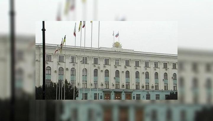 Парламент Крыма принял декларацию о независимости республики