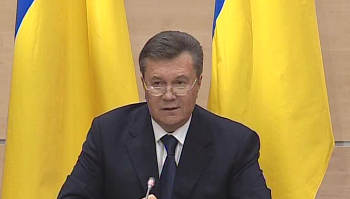 Януковича обвинили в попытке переворота