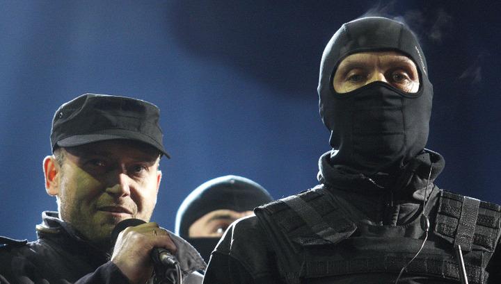 "Ярош объявил охоту на ""оккупантов"" и журналистов антиукраинских СМИ"
