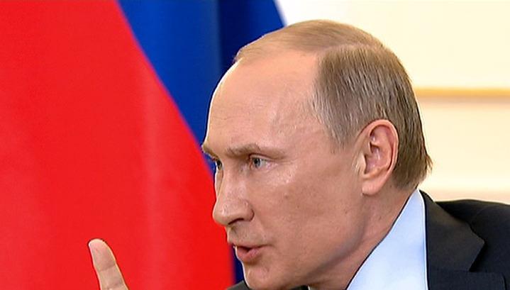 Путин спас Януковича от расправы