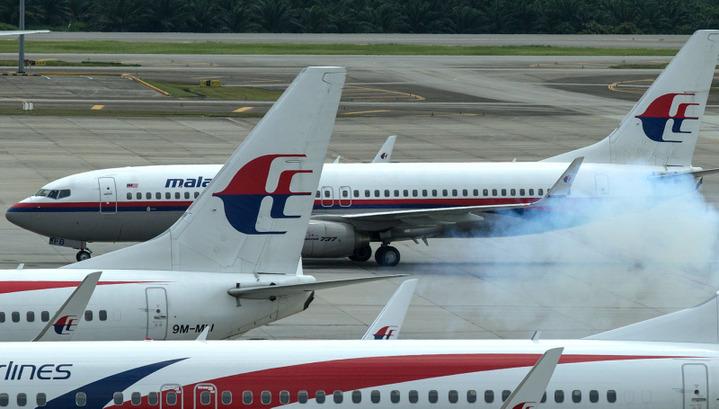В Донецкой области разбился малайзийский Boeing