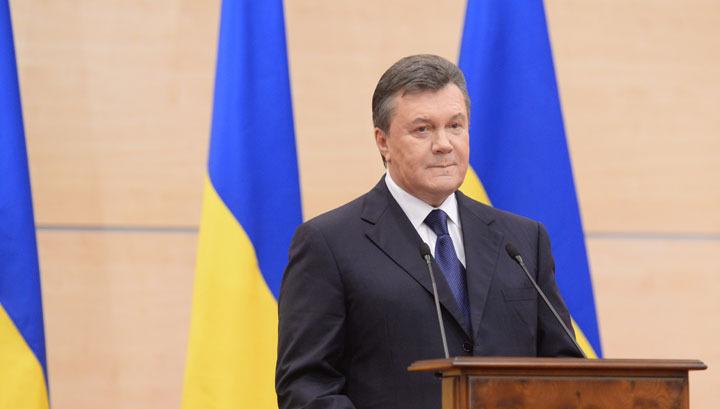 Украина хочет получить швейцарские счета окружения Януковича