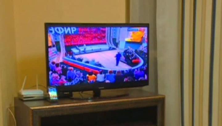 Жители Донецка вернули себе российское телевидение