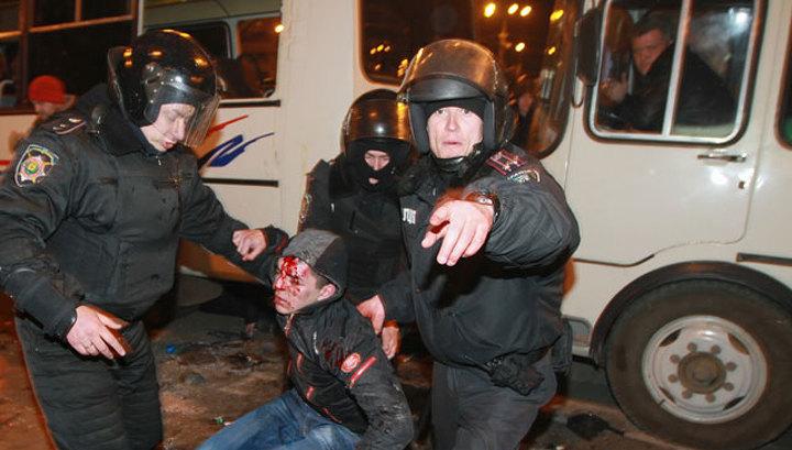 В столкновениях в Донецке погиб один человек, 17 пострадали
