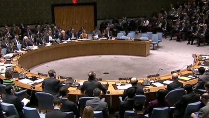На заседании Совбеза ООН Арсений Яценюк заявил, что не хочет войны