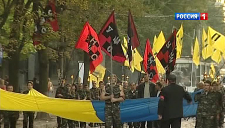 """""""Правый сектор"""" перебрался поближе к Донбассу"""