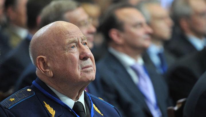 Умер Алексей Леонов, первым вышедший в открытый космос