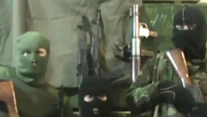 На юго-востоке Украины формируются партизанские отряды