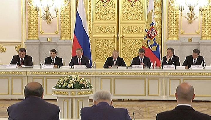 Путин возродил систему ГТО