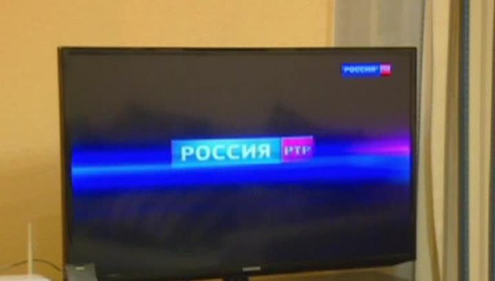 Украинцам запретили смотреть российские телеканалы