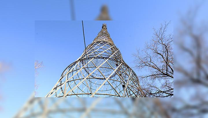 Шуховская башня станет аварийной через два года