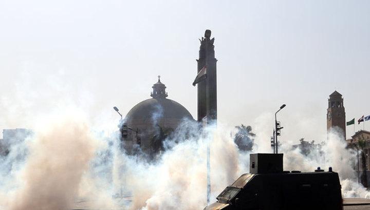 """""""Братья-мусульмане"""" штурмовали коптскую церковь в Каире, убиты 4 человека"""