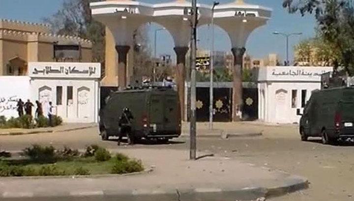 Вместо мирного митинга исламисты в Каире устроили бойню