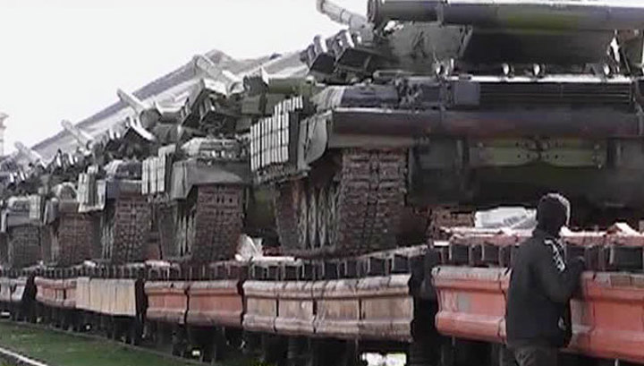 Песков назвал предложение вернуть Украине военную технику жестом доброй воли
