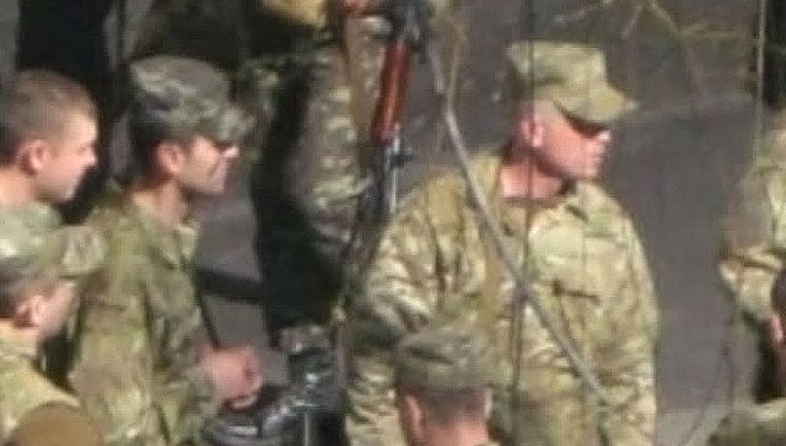 В Донецке замечены иностранные наемники: в соцсетях появилось фото