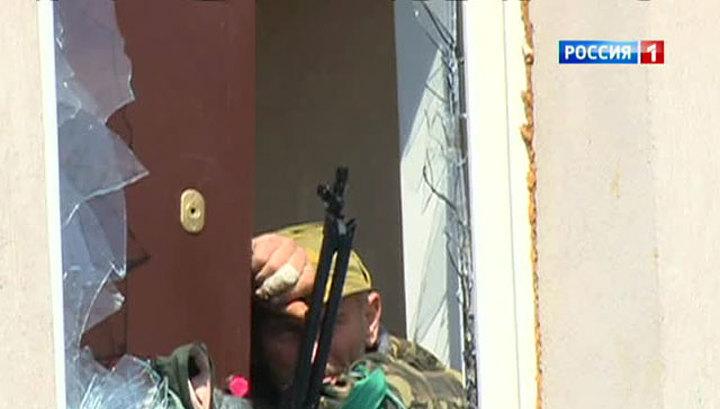 Укрощать луганчан прибывают сотни боевиков во главе с Ярошем