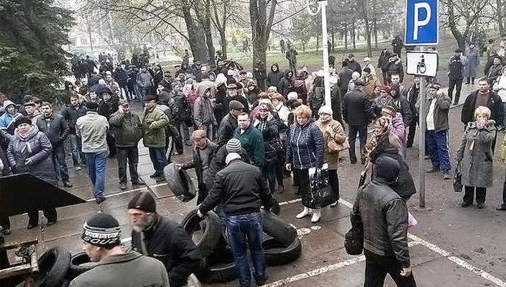"""""""Донецкой народной республике"""" некуда отступать"""