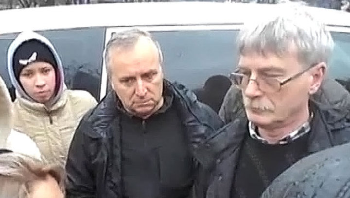 В Славянск прибыли наблюдатели ОБСЕ