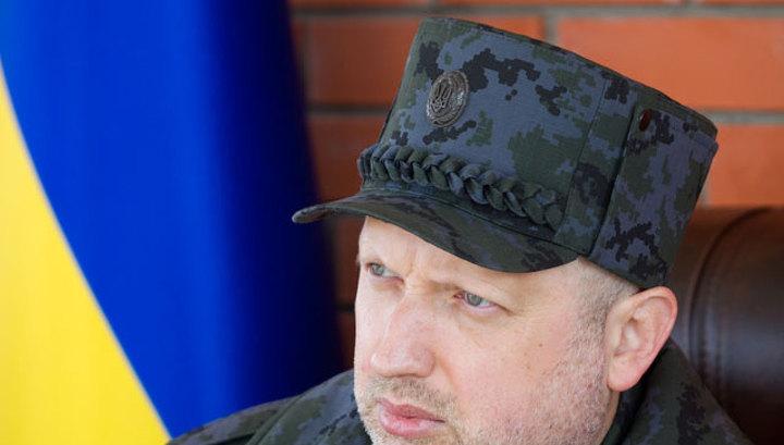 Турчинов: Киев не контролирует Донецкую и Луганскую области