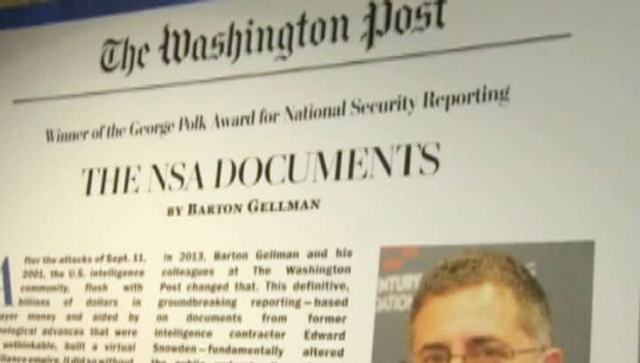 Разоблачители злоупотреблений АНБ получили Пулитцеровскую премию