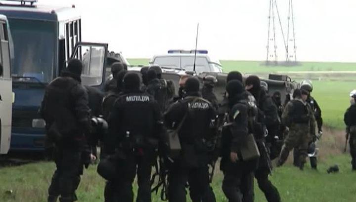 Военные убили в Краматорске от 4 до 11 ополченцев