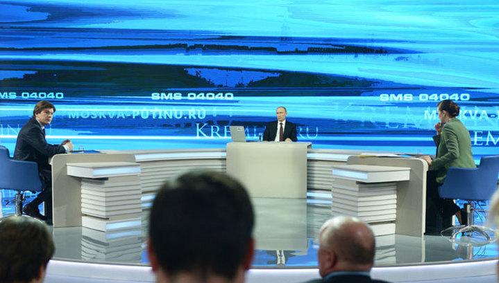 Путин: Россию и Украину хотят растащить столетиями