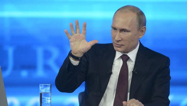 Путин: железного занавеса и пожизненного президентства не будет