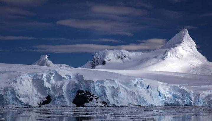 Вечно холодная сегодня Антарктида ранее отличалась курортным климатом