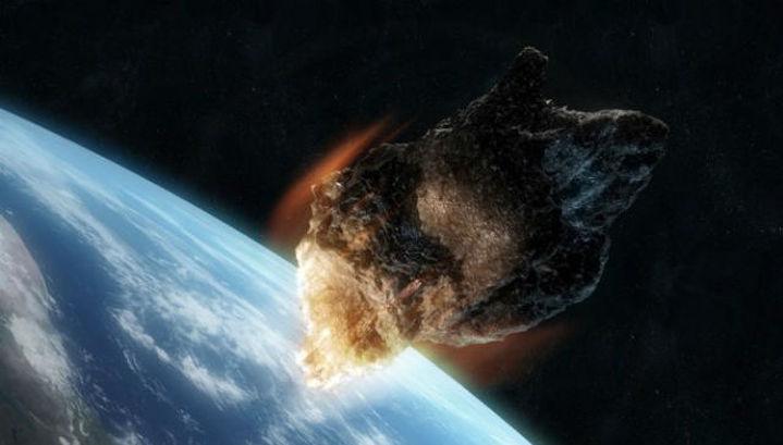 """К Земле приближается """"астероид-небоскреб"""""""