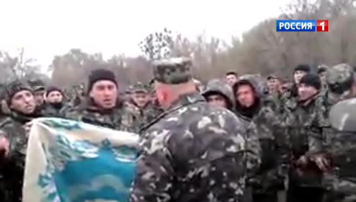Украинская армия полностью деморализована