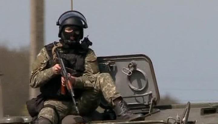 Блокада Славянска: названа цель второго этапа спецоперации