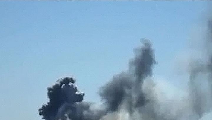 В уничтожении Ми-8 и Ан-2 в Краматорске обвинили Россию