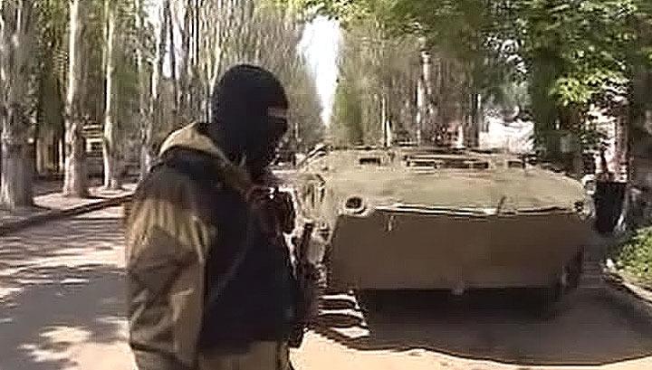 Самооборона Славянска: огонь по городу временно прекращен