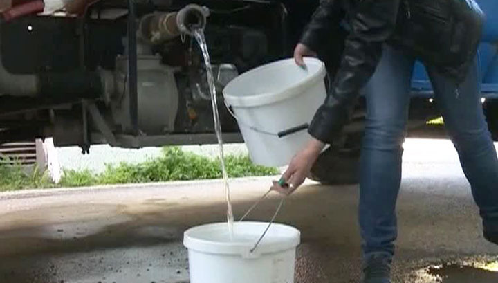 Украинская армия не позволяет восстановить подачу питьевой воды в Донецк