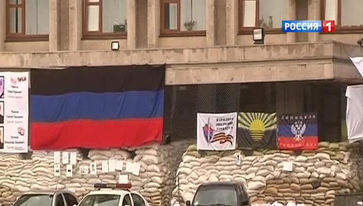 Командующий самообороной Славянска не боится санкций ЕС