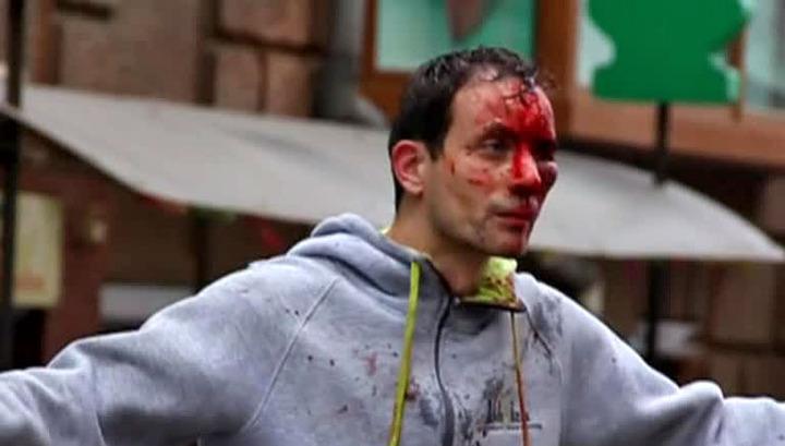 Украинские националисты глумятся над жертвами одесских событий