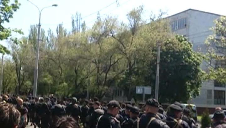 Украинские силовики схватили министра обороны ДНР