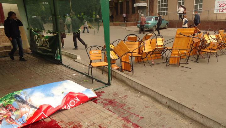 Глава мариупольской милиции расстрелял подчиненных за отказ разогнать митинг 9 мая
