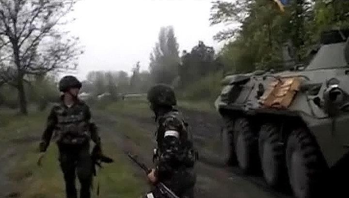 Наемники Коломойского расстреляли солдат за отказ убивать мирных жителей